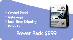Comersus Power Pack